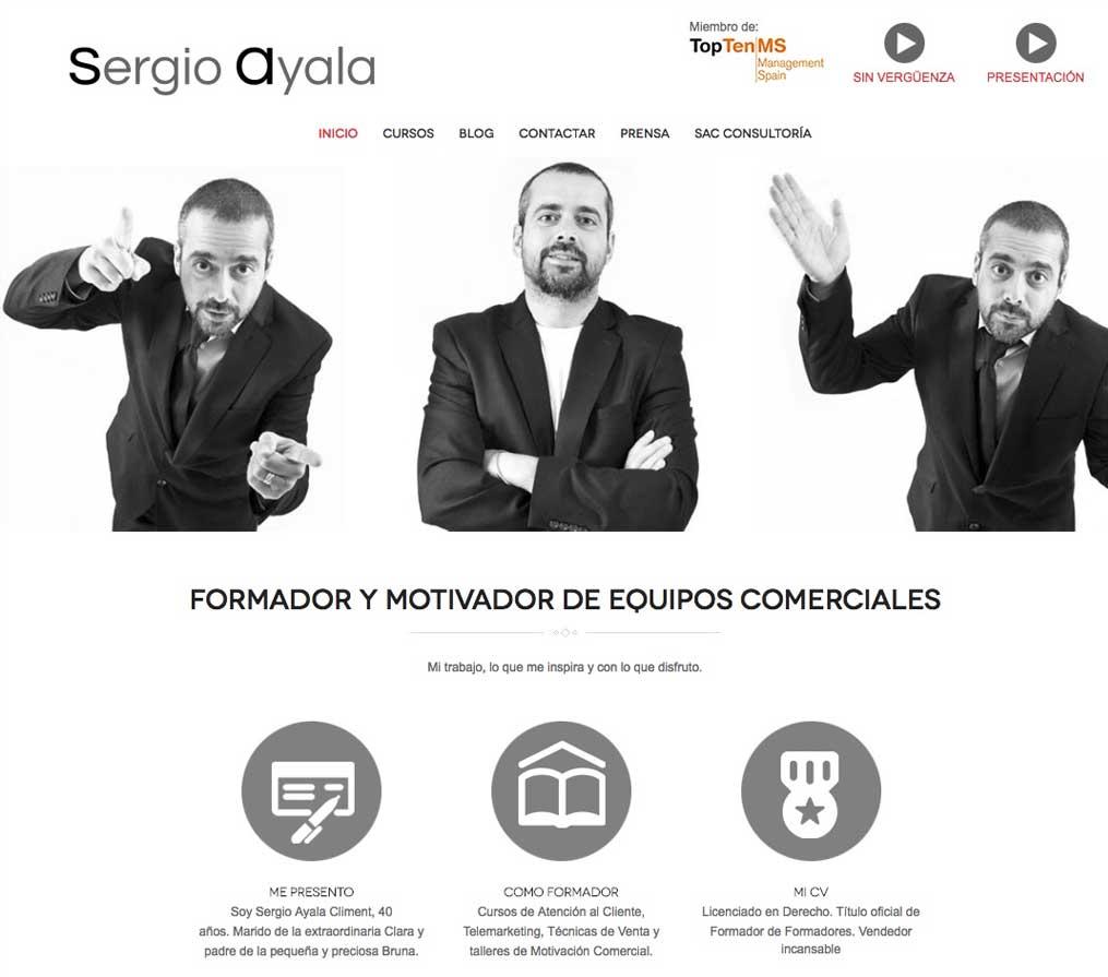 Paginas web de marca personal, Blogs